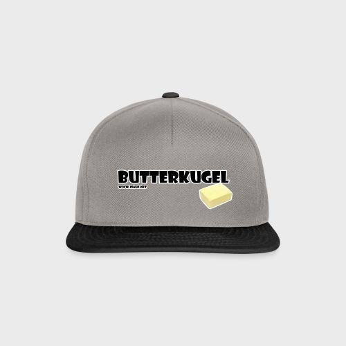 Butterkugel - Snapback Cap