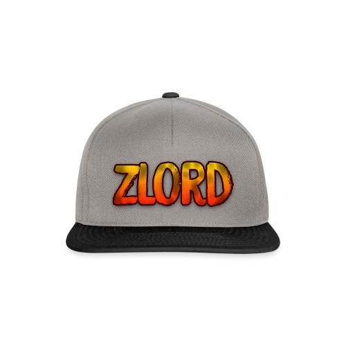 YouTuber: zLord - Snapback Cap