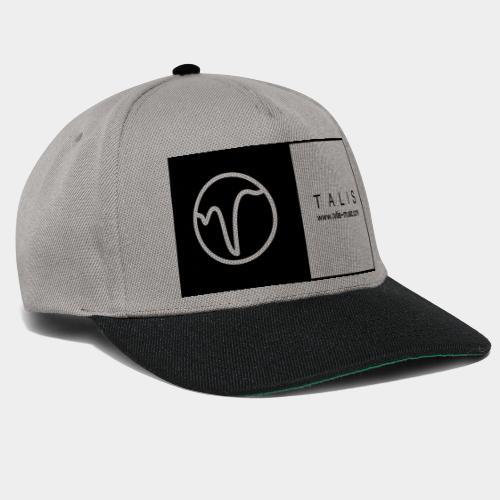 TALIS (2Quadrate) - Snapback Cap