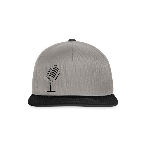 Logo_Mic - Snapback Cap