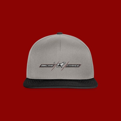 Racing-France - Casquette snapback