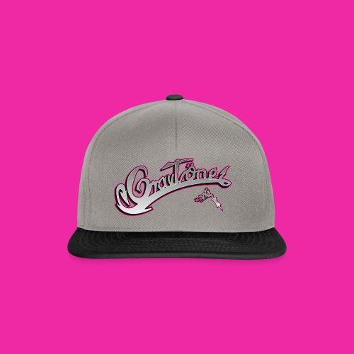Logo Grautoene neu1 jpgshop - Snapback Cap