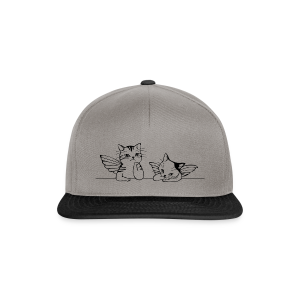 angel gatos - Gorra Snapback