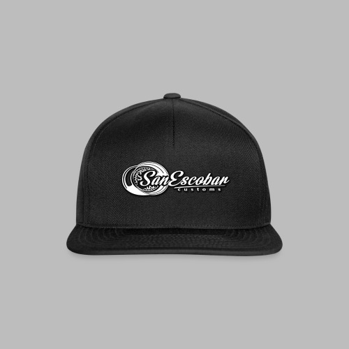 San Escobar Customs - Czapka typu snapback
