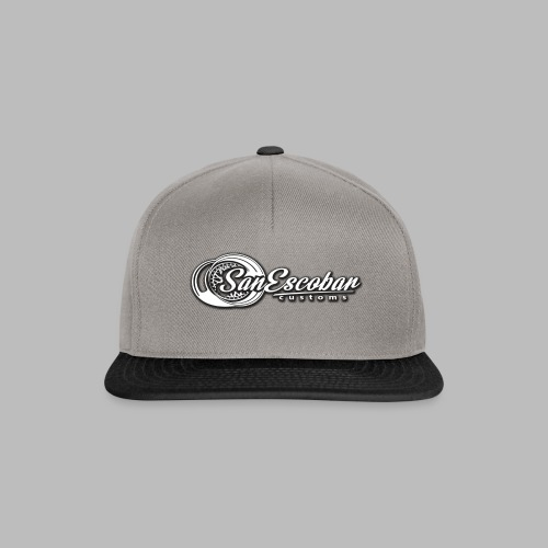 San Escobar Customs - Czapka typu snapback
