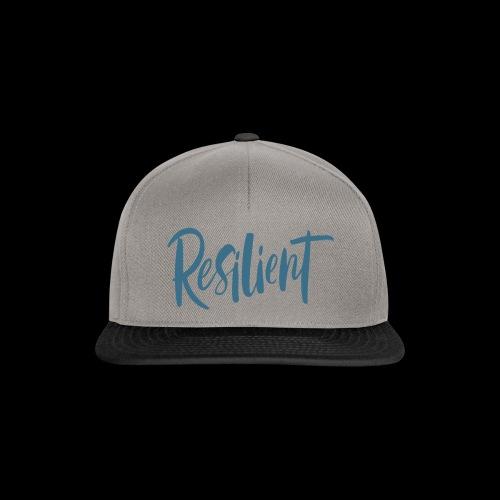 Resilient - Snapback Cap