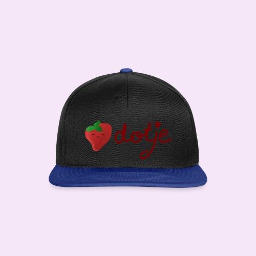 Baby aardbei Dotje - cute - Snapback cap