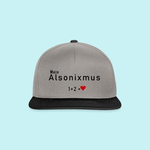 alsonixmus - Snapback Cap