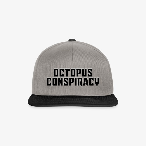 Octopus Conspiracy - Snapback Cap