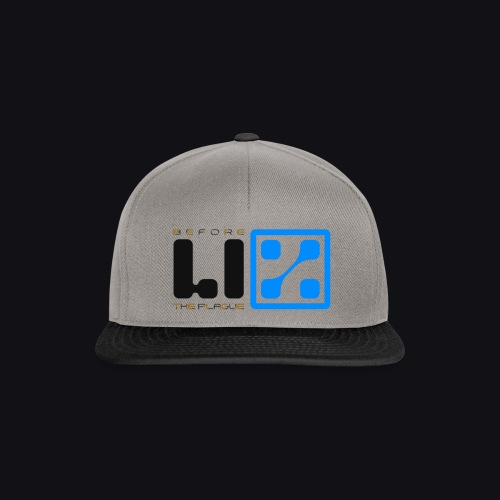 LIZ Before the Plague (Logo) - Snapback Cap