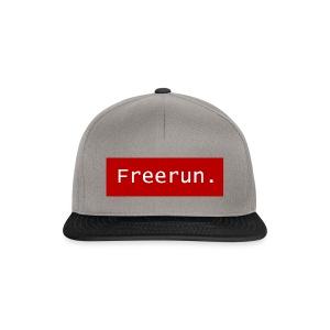Freerun. - Snapback cap