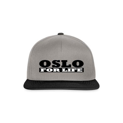 Oslo fürs Leben - Snapback Cap