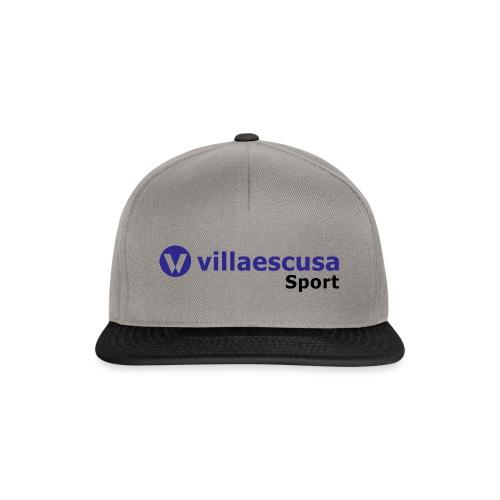 Villaescusa Sport Logo - Gorra Snapback