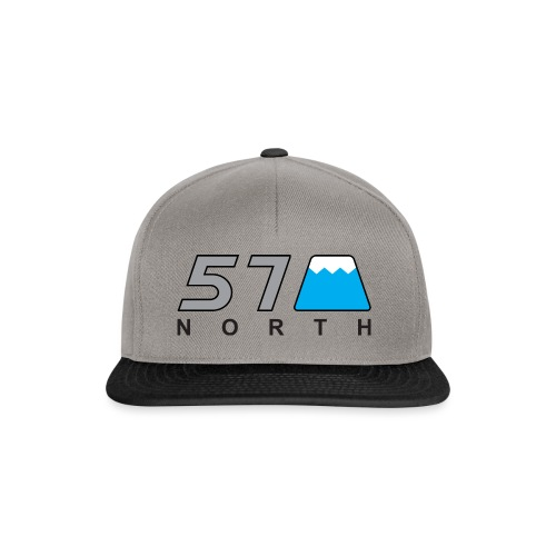 57 North - Snapback Cap