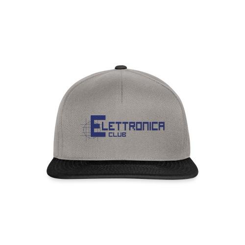 Felpa Elettronica Club - Snapback Cap