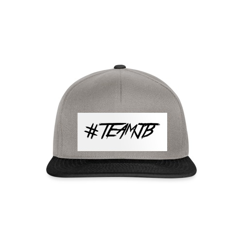 TEAM JB CLOTHING DESIGHN - Snapback Cap