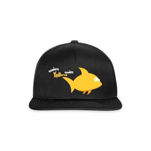 Yellow - Snapback cap