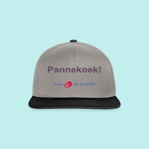 Pannekoek b - Snapback cap