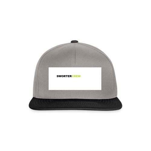 SWORTERCREW - Snapback Cap
