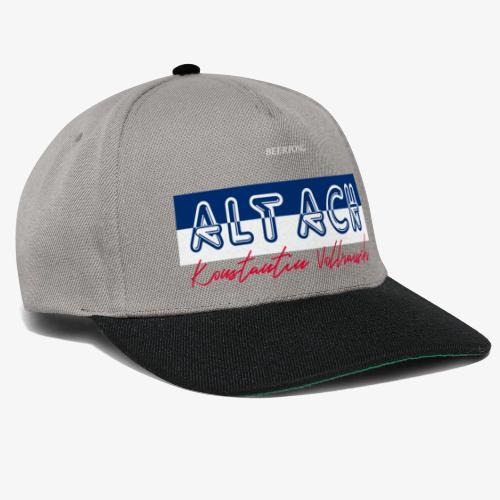 KV34 X Altach - Snapback Cap