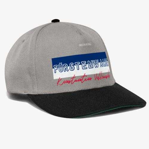 KV34 X Fürstenwalde - Snapback Cap