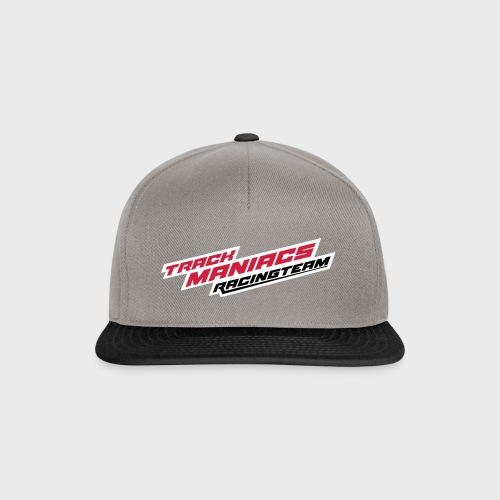 Trackmaniacs Racingteam Logo - Snapback Cap