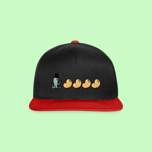 A New Friend - Snapback Cap