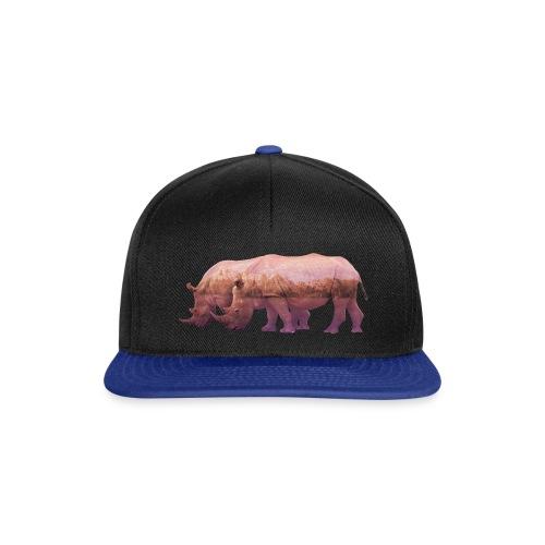 Nashorn Alpen - Snapback Cap