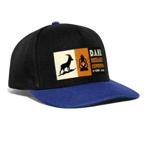 Expedition Chasse au Dahu - Casquette snapback