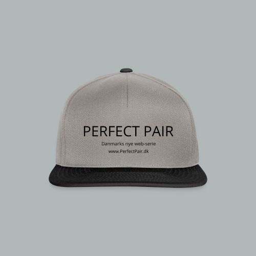 Perfect Pair - Snapback Cap