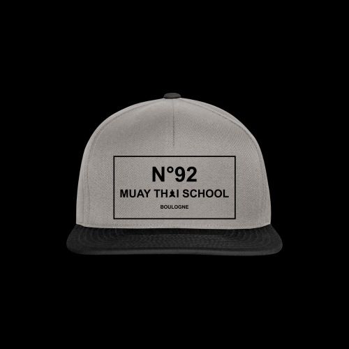 MTS92 N92 - Casquette snapback