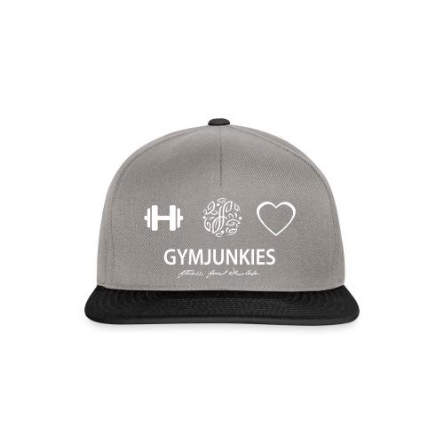 -Fitness, Food & Love- tasje - Snapback cap