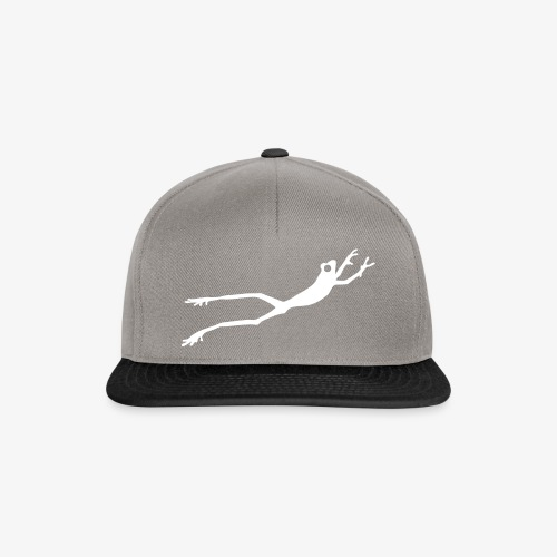 White Frog - Snapback-caps