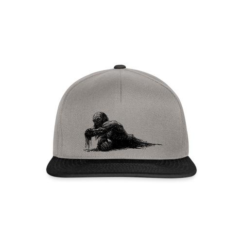 Splatter Zombie - Snapback Cap