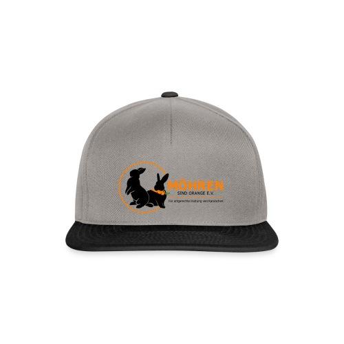 Möhren sind orange e.V. - Snapback Cap