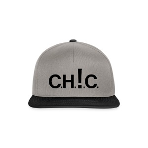chic new black - Czapka typu snapback