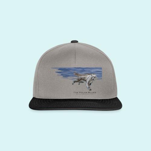 Polar-Blues-SpSh - Snapback Cap