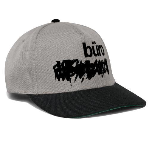 BD Büro XXX - Snapback Cap