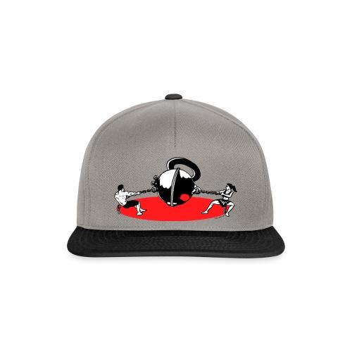CFMD Halbkugel - Snapback Cap