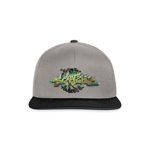 Scratch Graffiti Style - Snapback Cap