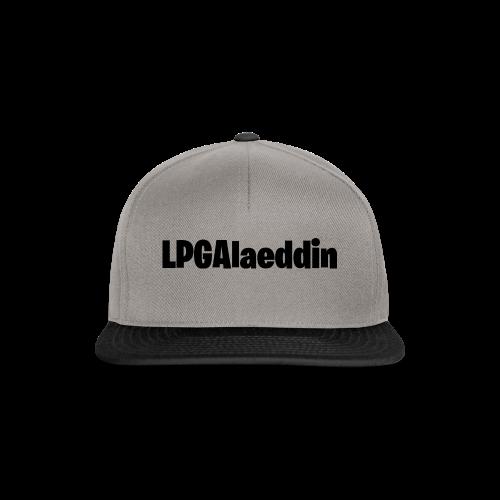 LPGAlaeddin - Snapback Cap