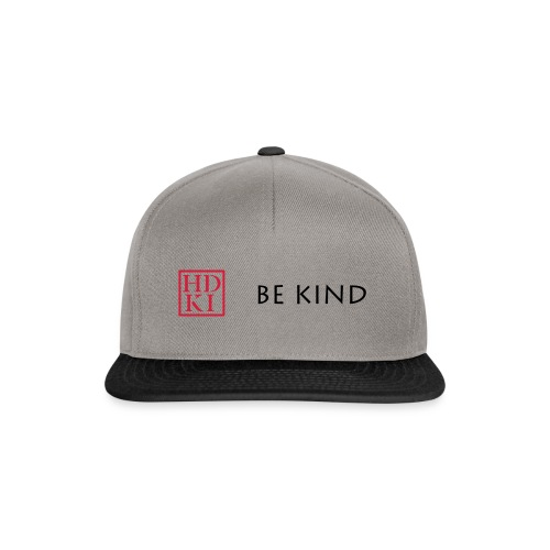 HDKI Be Kind - Snapback Cap