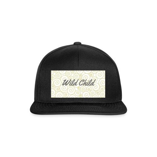 Wild Child 1 - Snapback Cap
