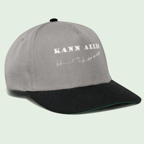 kannalles - Snapback Cap
