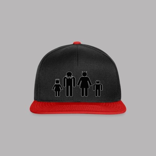 Freaky Family - Snapback Cap