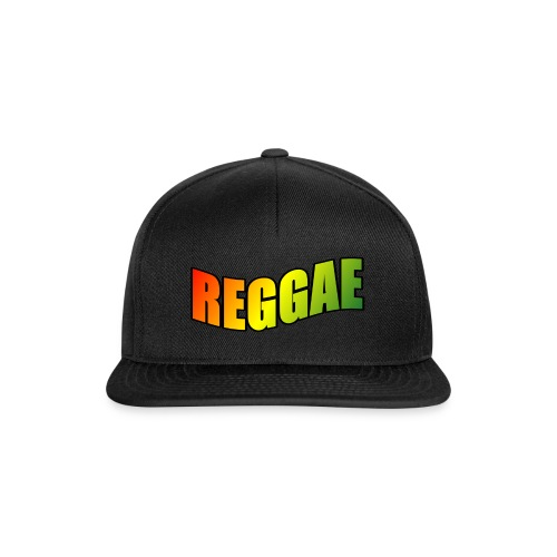 Reggae - Snapback Cap