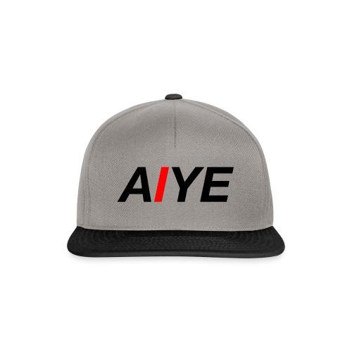 AIYE Basic Logo - Snapback cap