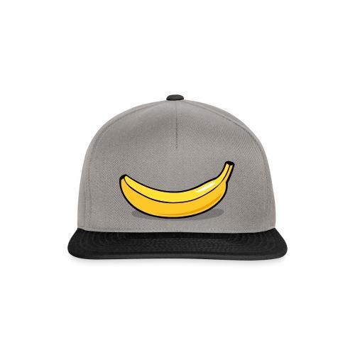 banaan smile - Snapback cap