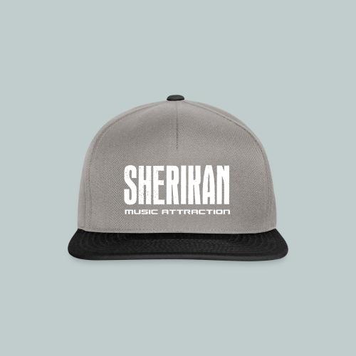 Sherikan logo - Snapbackkeps