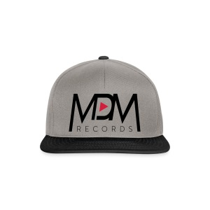 MDM Records - Snapback Cap